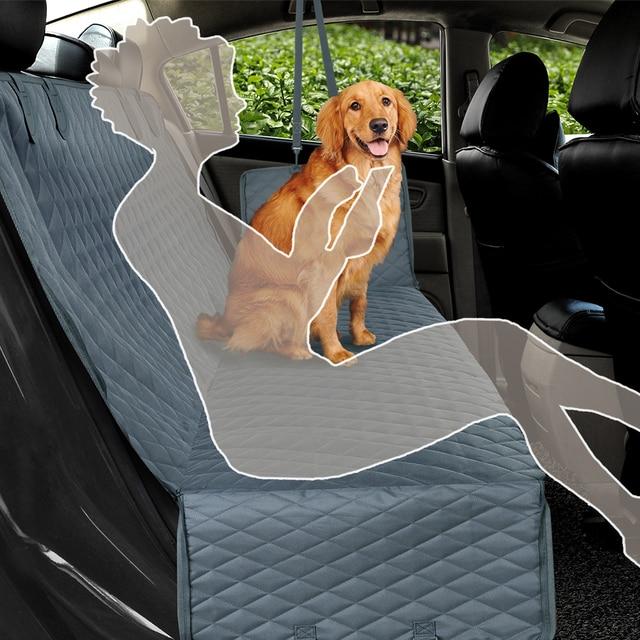 Гамак Prodigen, водонепроницаемый защитный матрас на багажник автомобиля для собак и домашних животных, чехол для на автомобильное сиденье для перевозки собак 2