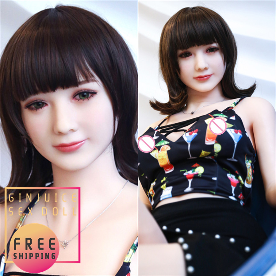 <font><b>165cm</b></font> (5.41ft) <font><b>Japanese</b></font> <font><b>Silicone</b></font> <font><b>Sex</b></font> <font><b>Doll</b></font> Small Tits and Artificial Vagina Asian Lolita Girlfriend Plump Figure Drop Shipping image