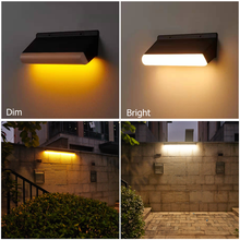 Wall Washer led Lights Solar Powred With Remote Control Wall 36LED Solar Lamp For Outdoor Landscape Lighting