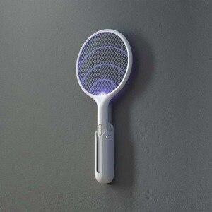 Image 2 - Qualitell 2in1 elektrikli sineklik dağıtıcı/sivrisinek katili lamba duvara monte sivrisinek öldürme dağıtıcı USB şarj