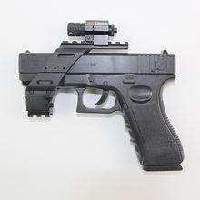 Тактическая винтовка пистолет мини Красная точка лазерный прицел