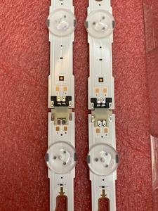 Image 5 - 新 12 個 LED バックライトストリップサムスン UE55MU6120K BN96 39659A V5DU 550DCA R1 V5DU 550DCB R1 BN96 40099A 40100A LM41 00136A