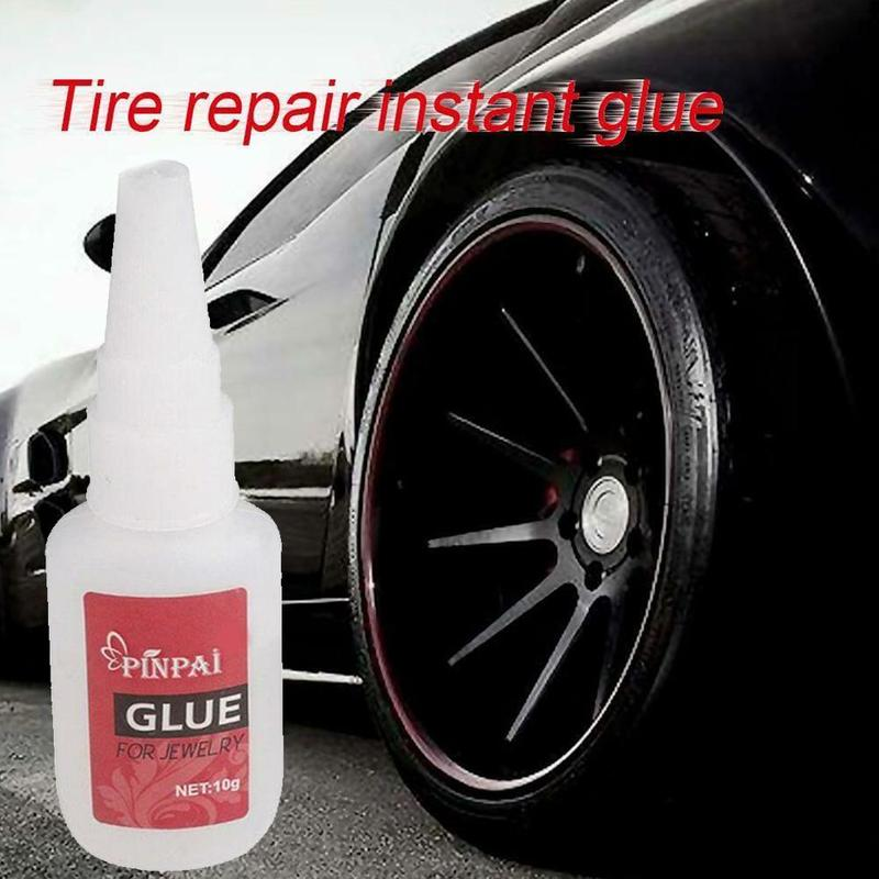 Mighty Instant Repair Glue Strong Car Tire Sole Repair Instant Tire Solution Technology Glues