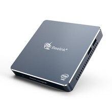 Beelink GEMINI M Windows10 Pro мини ПК Intel Gemini Lake J4125 8 ГБ ОЗУ 128 ГБ 256 ГБ SSD игровой ПК 2.4G5G WiFi 1000 м Мини компьютер