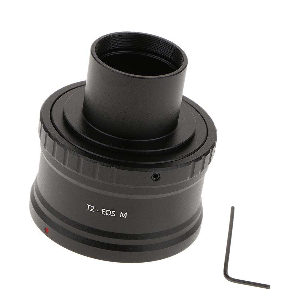 T2-FX Mount Adapter 1.25 Inch Telescope Adaptor for Fuji M42 to 31.7mm