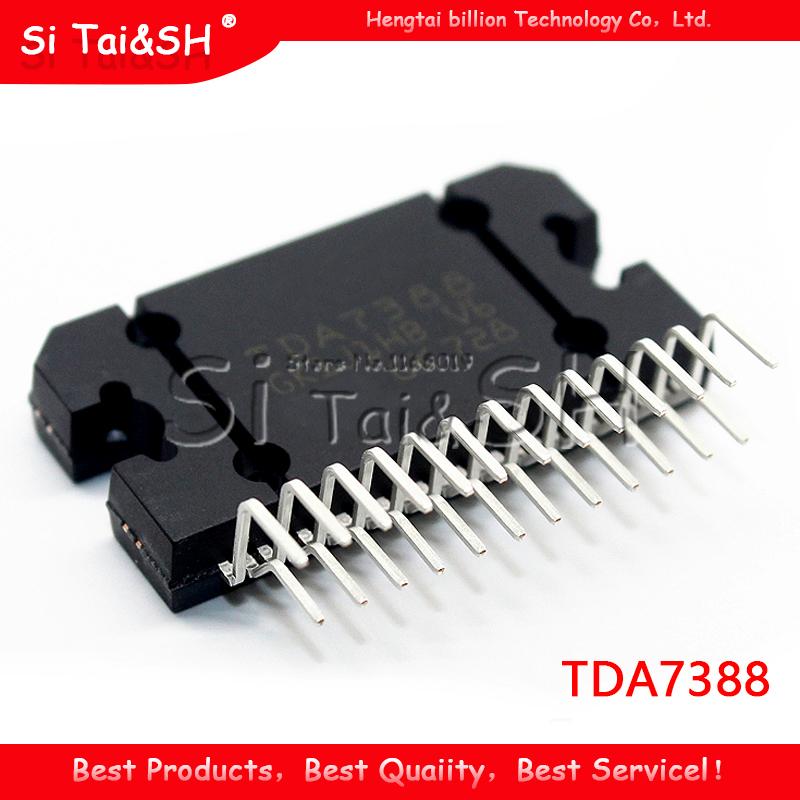 1pcs TDA7388 7388 4 X 41W Bridging car audio amplifier IC zip