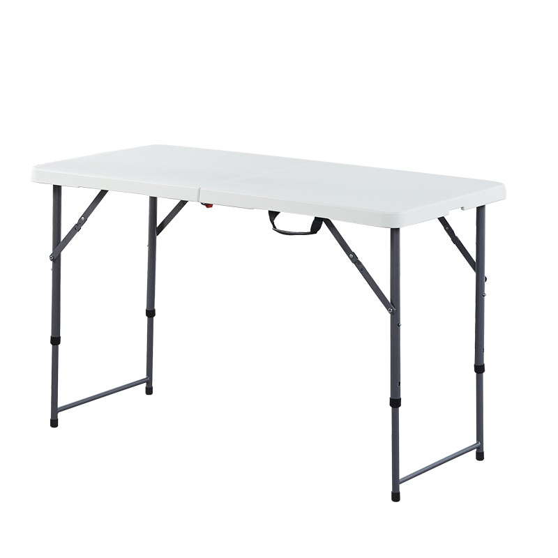 Folding Table Simple Portable Outdoor Stalls Push Activity Training Table And Chairs Dining Table Rectangular Strip Home