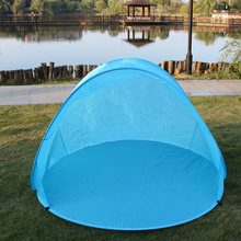 Baby Beach Tent Outdoor Picnic Sun Awning Tent Foldable Shelter Pop Up Automatic Tents House Children Camping Hiking Tent