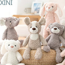 Милая плюшевая Мишка xini кукла кролик единорог слон игрушка