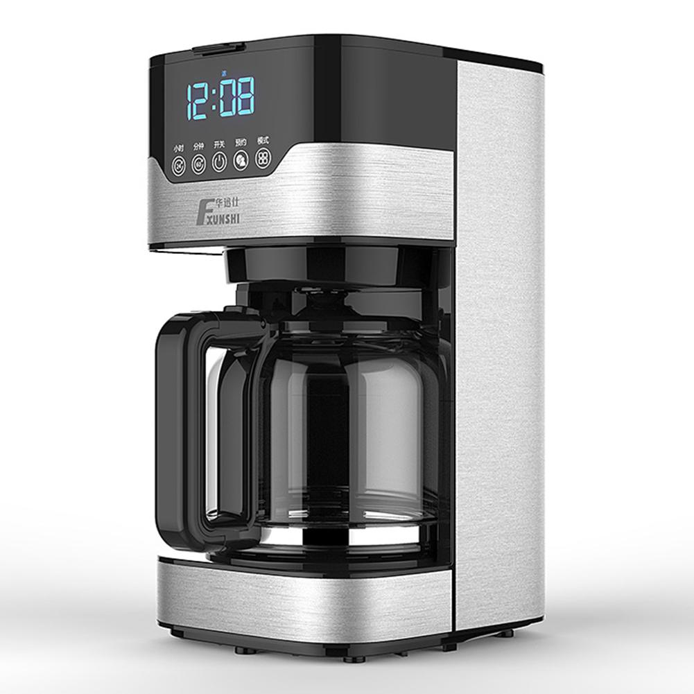 Adoolla 220V Full-automatic Drip Type Coffee Machine With Filter