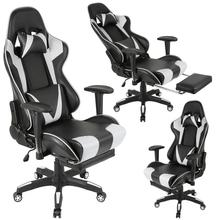 Office Chairs Gaming Reclining Racer Executive Comfortable 180-Degree HWC