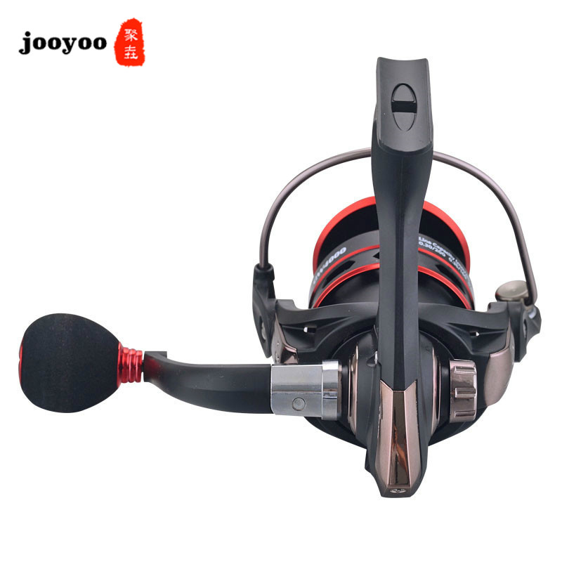 Ocean Boat Fishing 13-axis Metal Head Fishing Reel Sea Bream Reel Road Fish Wheel No Gap Reaction Spinning Wheel Fishing Reel