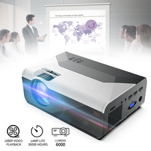 Multimedia Projector Video Movie Home Cinema G08 Game HDMI LED