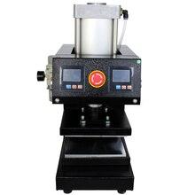 10 см x 15 см 5000 PSI канифоль пресс машина пневматический автоматический тепловой пресс двойные нагревательные пластины канифоль тепловой пресс NO.CK1015-3