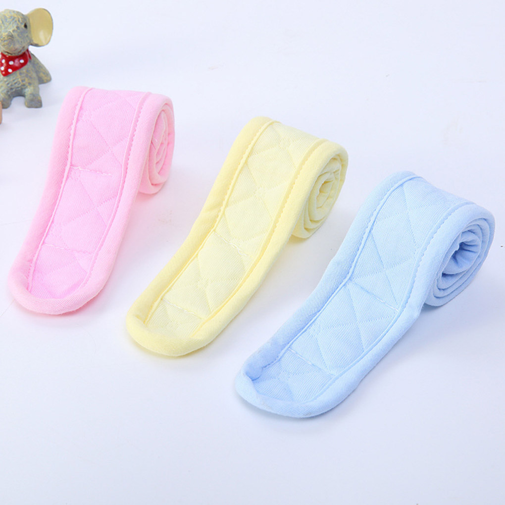 New Portable 3Pcs/set Infant Baby Newborn Diaper Belt Buckle Baby Diaper Fasteners Kids Fixed Belt Strap