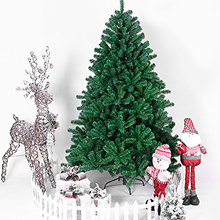180cm 6ft DIY Green Artificial Christmas Tree with Metal Holder Base Stand for Home Room Xmas Party Santa Tree Decorations