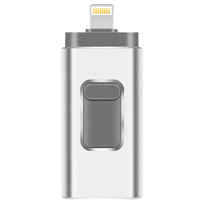 Hot! OTG USB Flash Drive For Apple IPhone IPad IPod Mobile USB Flash Disk Business USB Stick Flash Pen Drive 64GB 32GB 128GB 3.0