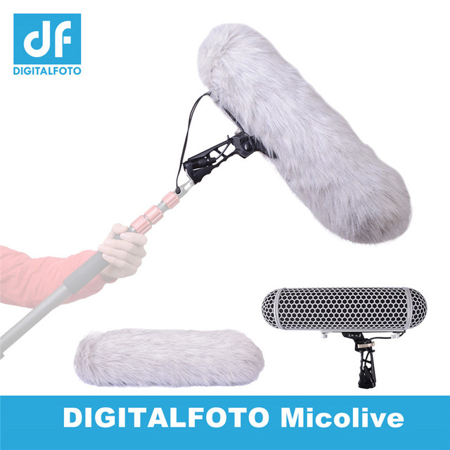 Mikrofon rüzgar korumak kafes cam şok dağı süspansiyon sistemi RODE mikrofonlar HD ses koleksiyonu VS yol BLIMP