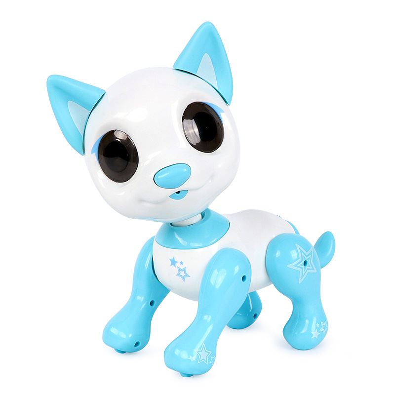 Smart Sensing Robot Dog Touch Voice Bionic Electronic Pet H228 Electric CHILDREN'S Toy Manufacturers Direct Selling