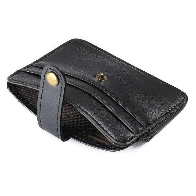 Jinbaolai мужской кошелек из искусственной кожи модная сумка