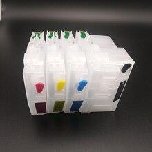 Vilaxh LC 3211 LC3111 с многоразовым картриджем для принтера Brother J5330 J5830 J774 J6930 J6730 J5335 J972 J973 J572 J772 J772 J774