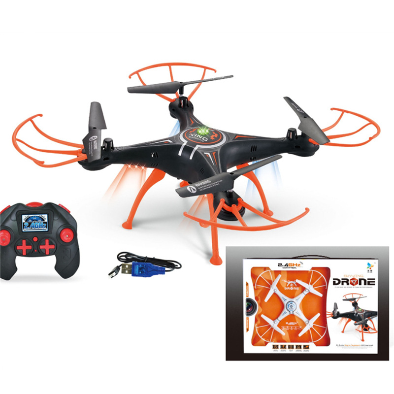 Wholesale Direct Selling X7 Unmanned Aerial Vehicle Aerial Photography Remote-control Four-axis Aircraft Remote Control Aircraft