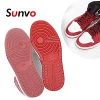 50*15cm chaussures semelle protecteur autocollant pour AJ Sneaker fond sol Grip chaussure protection semelle semelle intérieure semelle livraison directe semelles