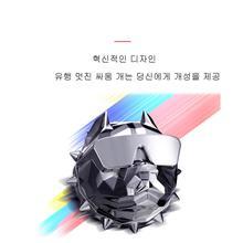 Bulldog Car Air Freshener Perfume Clip Fragrance Diffuser Auto Vents Scent Parfum Decor