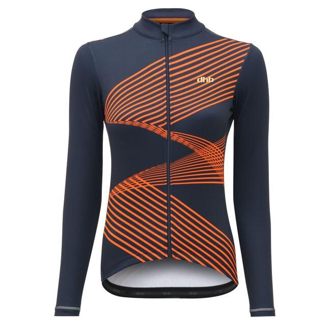Dhb ciclismo jerseys 2020 pro equipe da bicicleta uniforme das mulheres roupas de ciclismo mtb bib longo conjunto camisa ropa ciclismo triathlon 6