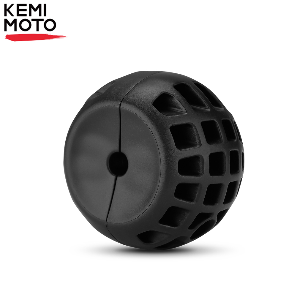 KEMiMOTO ATV UTV For RZR 900 RZR XP 1000 Commander Winch Guard Cable Stop Hook Stopper Line Save Winch Stopper Cable Stopper