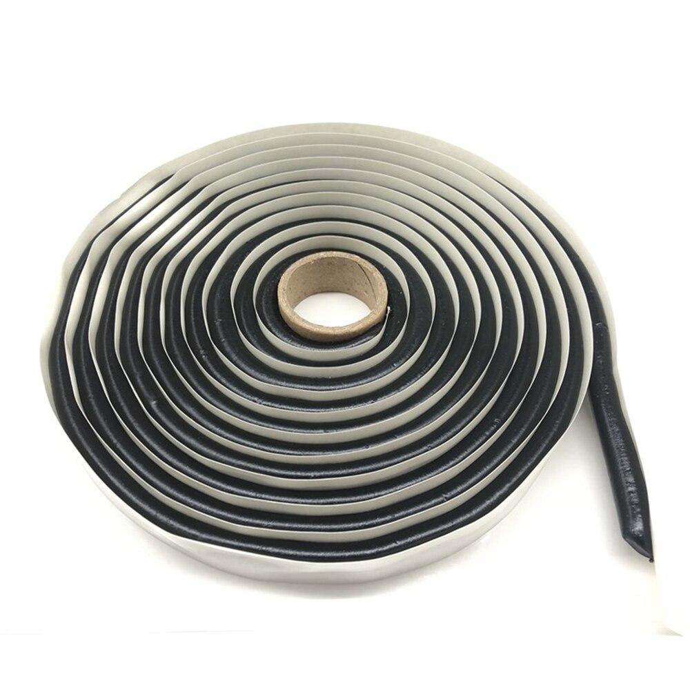 4M faro pegamento negro butilo goma pegamento faro sellador resello Hid faros luz trasera escudo pegamento cintas impermeables