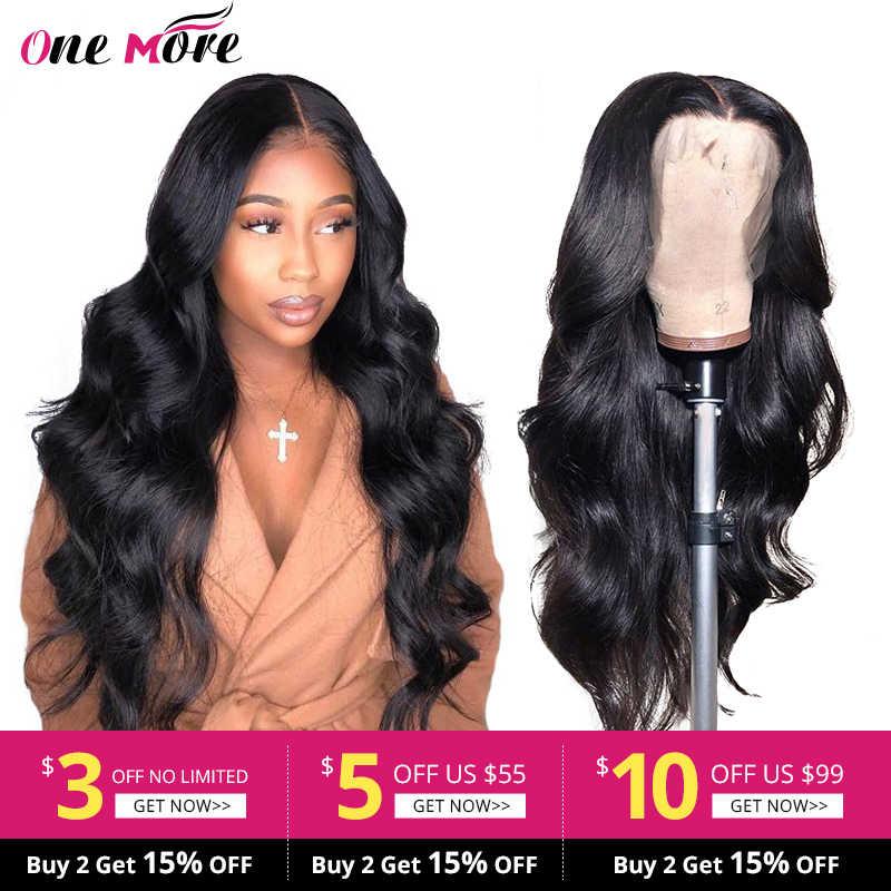 Body Wave 360 peluca Frontal de encaje Pre desplumado con pelo de bebé Malasia Remy 13x4 cabello humano Frontal de encaje pelucas parte profunda para mujeres