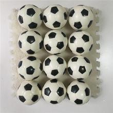 Игрушка антистресс Сжимаемый футбольный мяч облегчение мягкая