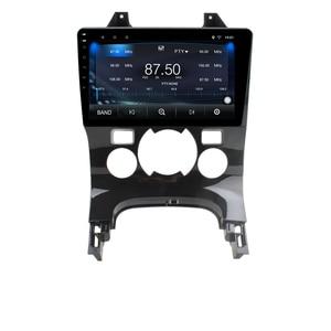Image 5 - الروبوت 10 مشغل أسطوانات للسيارة مشغل وسائط متعددة GPS لبيجو 3008 2009 2010 2011 2012 2013 2015 2018 الصوت راديو تلقائي ستيريو والملاحة