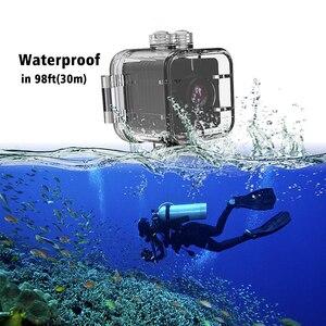 Image 4 - Mini cámara HD de 1080P con Sensor de movimiento y visión nocturna, grabadora de vídeo gran angular, videocámara secreta resistente al agua
