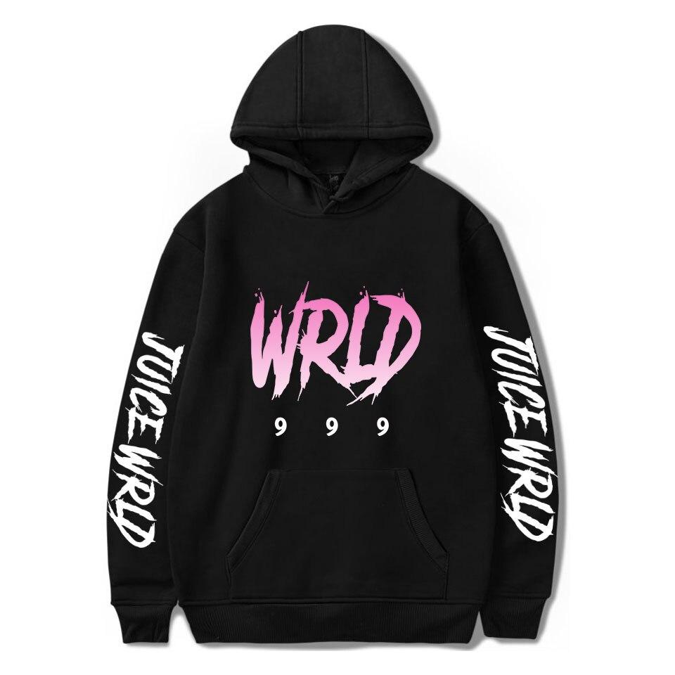 Juice Wrld Loose Men And Women Plus Size 4XL Sweatshirt Hoodies Oversized Hoodie Fashion Clothing Merchandise