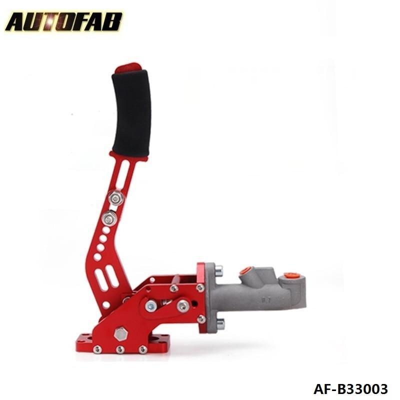 Noir R/égulateur de pression pour vanne de freinage universelle Motorsport Universal Motorsport