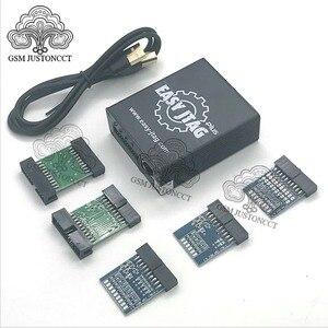 Image 3 - ใหม่FullชุดEasy JTAG PLUSกล่อง + MOORC E MATE X E MATE PRO EMMC BGA 13 นิ้ว 1 สำหรับHTC/ Huawei/LG/MOTOROLA/Samsung ..