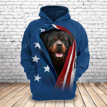 2019 Men Sweatshirt German Shepherd Pug Poodle Doberman French bulldog Shih tzu Pomeranian Rottweiler 3D Pets Printed Hoodies