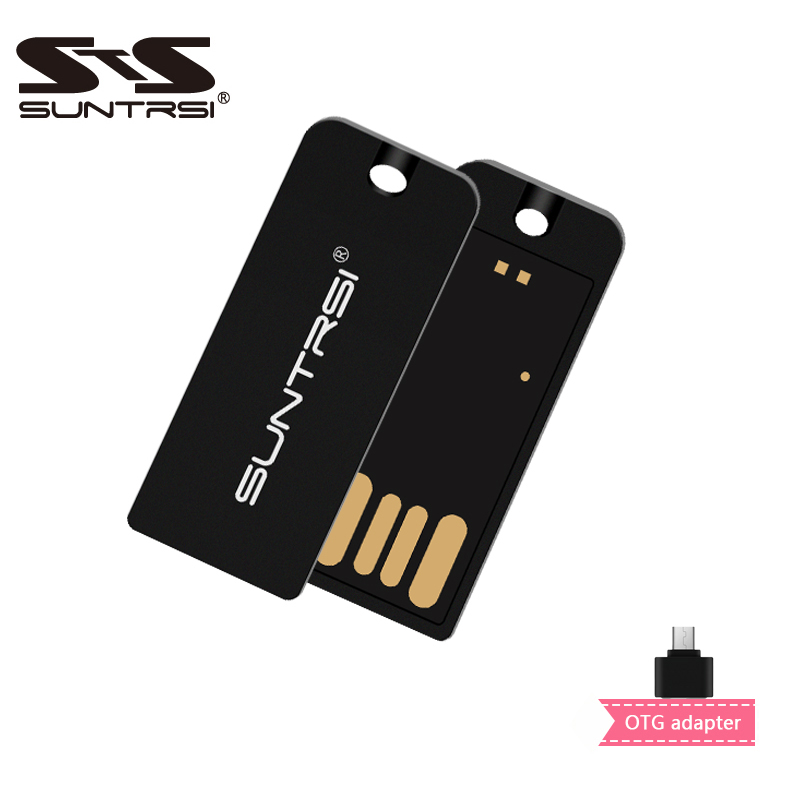 Suntrsi Mini USB 2.0 Flash Drive New High-tech Plastic Manufacturing 32GB 64GB High Speed Pendrive Usb Stick Free Shipping