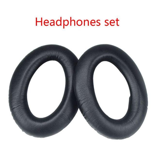 1 Pair Earphone Ear Pads Cushion Replacement for Sennheiser Game Game ZERO HD380 HD 380 Pro PC 373D 7.1 Gaming Headphones