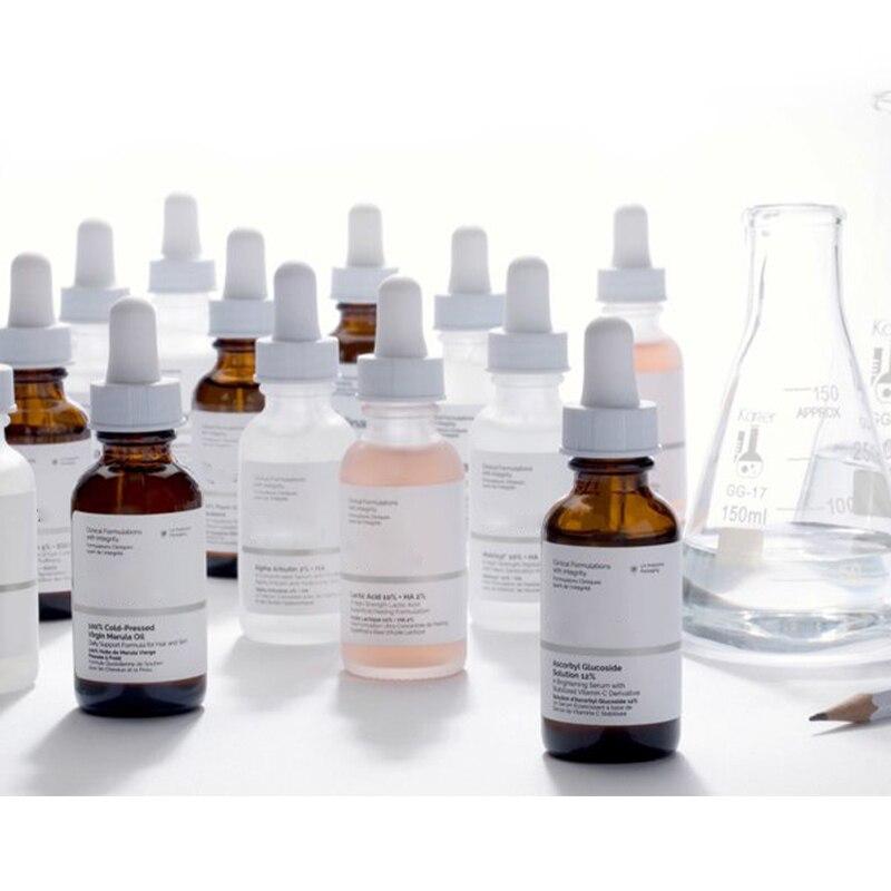 The Ordinary AHA 30%+ BHA 2% Niacinamide 10% + Zinc 1% Lactic Acid5% + HA 2% Exfoliating Face Peeling Solution Hyaluronic Acid