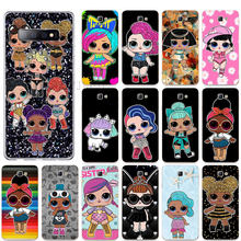 Lol dolls Hard Case fro Samsung J1 J5 J6 J4 J7 A2 Core J3 J2 Prime Cover(China)