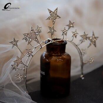 Accesorios Para El Cabello Para niña De boda, Tiaras De corona Para...