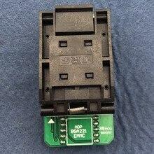 Bga221-dip48 adaptador SN-ADP-BGA221-EMMC apenas para xgecu t56 programador