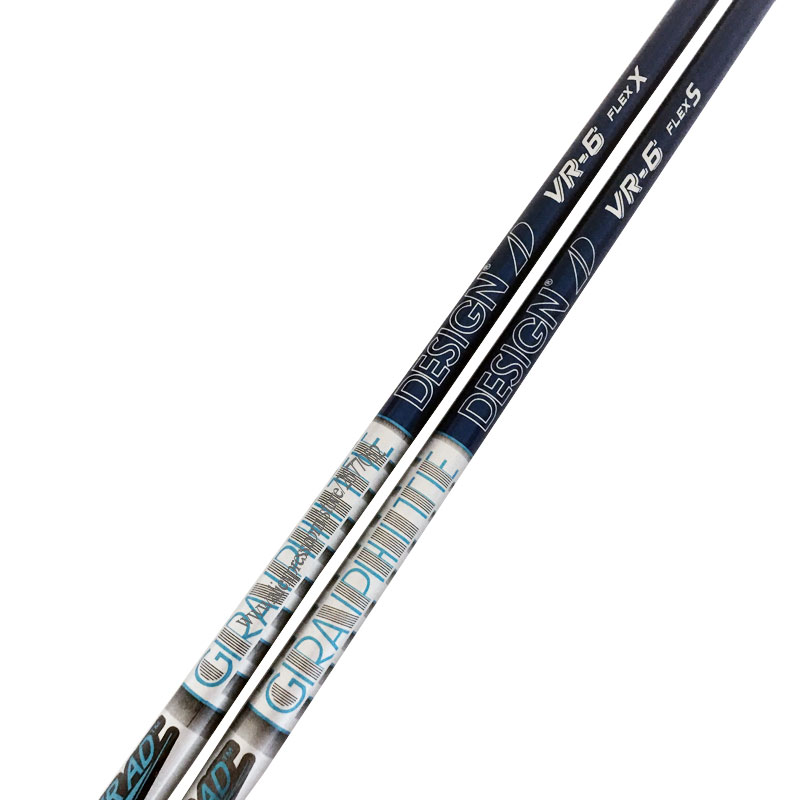 New Golf shaft Tour <font><b>AD</b></font> VR-6 Golf driver shaft VR-6 Graphite shaft S or SR Flex Golf Clubs shaft Cooyute Free shipping image