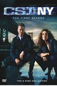 犯罪现场调查:纽约第一季[23集全]