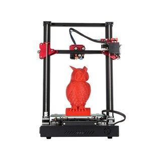 Image 2 - CREALITY CR 10S Pro Verbesserte Auto Nivellierung 3D Drucker DIY Selbst montage Kit 300*300*400mm Große druck Größe