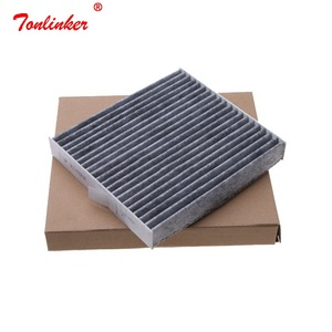 Image 2 - Car Cabin Filter For Suzuki 2014 2015 2016 2017 Model New VITARA Alivio 1.4T 1.6T Air conditioning Filter