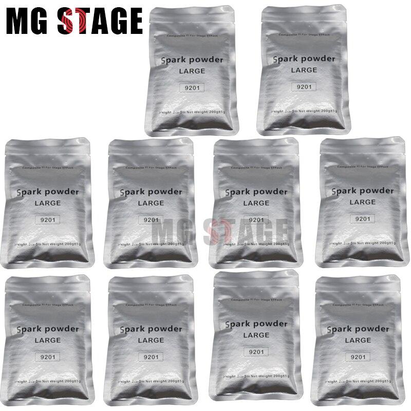 10 Bags Titanium Metal Powder ...